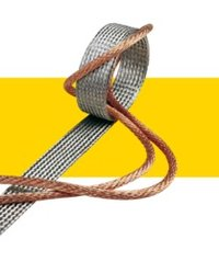 Copper Wire Braided Strip