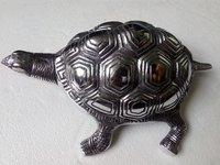 Decorative Metal Tortoise