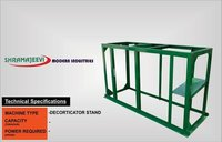 DECORTICATOR STAND