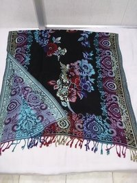 Ladies Winter Fancy Shawl