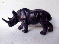 Rhino Decorative Statue