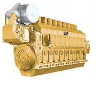 New Surplus 26 MW Caterpillar MAK Diesel Generator Power Plant