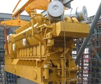 New Surplus 78 MW Caterpillar MAK Diesel Generator Power Plant