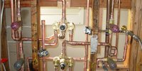 Hot Water Line Contractor Service