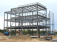 Heavy Structure Fabrication Services
