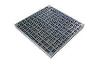 Aluminium Grating Panels