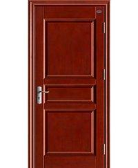 Moulded Design Wooden Door