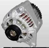 Alternator For Automotive Air Conditioning