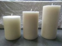 Durable Pillar Candles