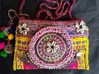 Fancy Jute Banjara Bags