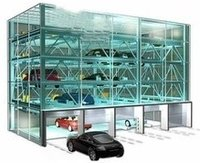 Lift & Slide Car Parking System