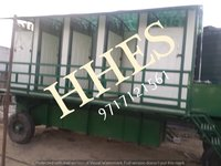 Ten Seated Classic Mobile Toilet