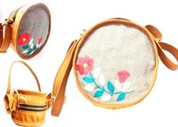 Tipin Embroidery Jute Bags