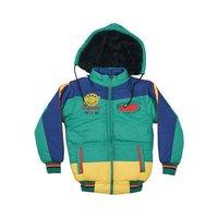 Multicolor Kids Jacket