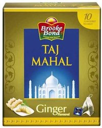 Ginger Flavoured Tea - 10 Bags
