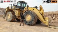 Tyre Protection Chain For Bulldozer And Wheel Loader