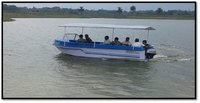 20 Seated Frp Motor Boat