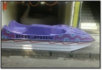 4 Seated Frp Paddle Boat