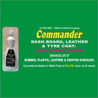 Commander Car Spray Cleaner