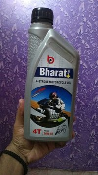4T 20w40 4 Stroke Motorcycle Oil (Bharat Plus)