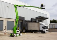Battery Operated Boom Lift