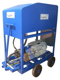 Industrial High Pressure Water Cleaners