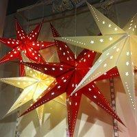 Handmade Christmas Hanging Star