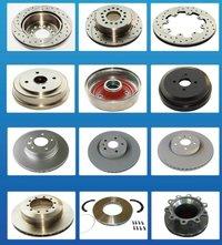 Brake Disc And Brake Rotor