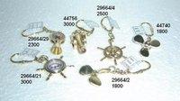 Antique Key Chain Set
