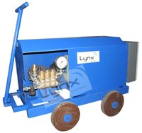 Heavy Duty High Pressure Water Jet Cleaning Machine
