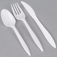 Jumbo Table Plastic Spoon