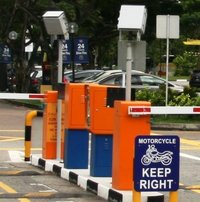 Automatic Rfid Parking System