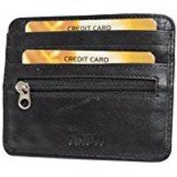 Knott Black Trendy Card Holder