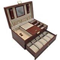 Knott Brown Jewellery Cum Watch Case