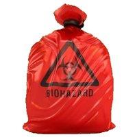 Plastic Biomedical Waste Bags