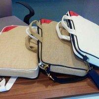 Handmade Jute Laptop Bags in Madurai