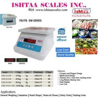 Weighing Scale Machine Ita/Itb-Sw-Series