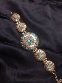 Nepali Blue Bracelet