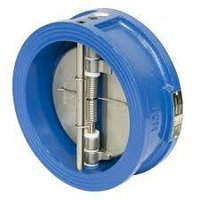 Double Plate Check Valve
