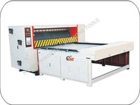 Chain Feed Flexo Printer Die Cutter And Cum Slotter Machines