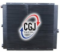 Bt 39893003 - Aluminum Ingersoll Rand Oil Cooler