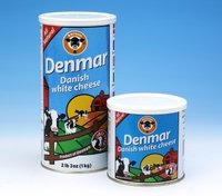Denmar Danish White Cheese In Can