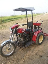Three Wheeler Mini Tractor