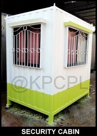 Modern Gi Portable Security Cabin