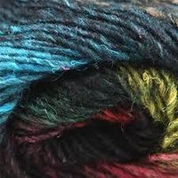 Silk Wool Yarn