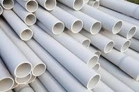 Round Pvc Water Pipes
