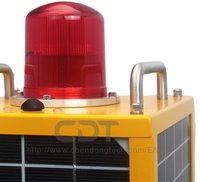 Ck-11t Solar-Powered Led Low Intensity Obstruction Light