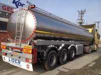 45.000 LT Water Tanker Trailer