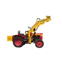Hydraulic Soil Loader