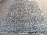 Handknotted Bamboo Silk Carpet